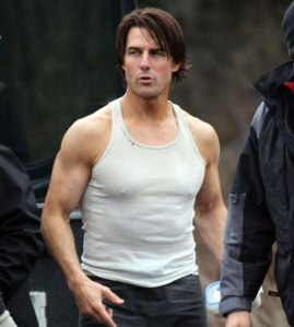Tom Cruise Workout