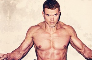 Kellan Lutz Hercules Workout