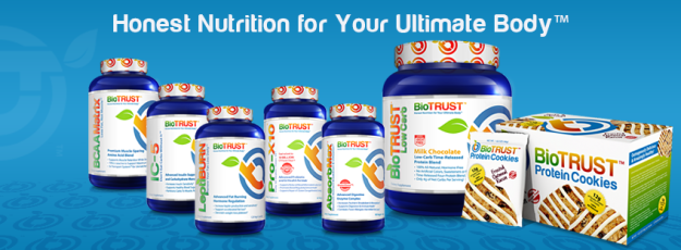 Biotrust weight loss supplements