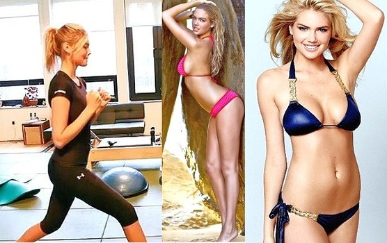 Kate Upton Workout