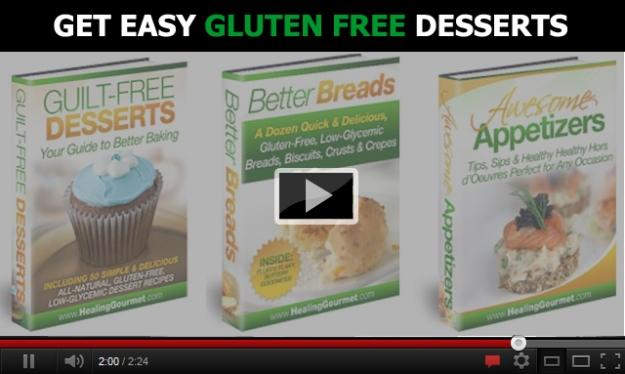 Get Guilt Free Desserts